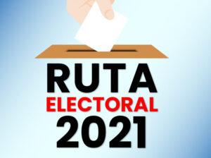 Informaciones de interés en la Ruta Electoral de este #14Sep