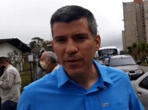 David Uzcátegui solicita primarias para resolver dilema del candidato unitario en Miranda