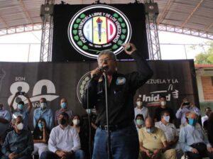 Ramos Allup aclara que no negocia «con el ratacranismo» por candidaturas unitarias